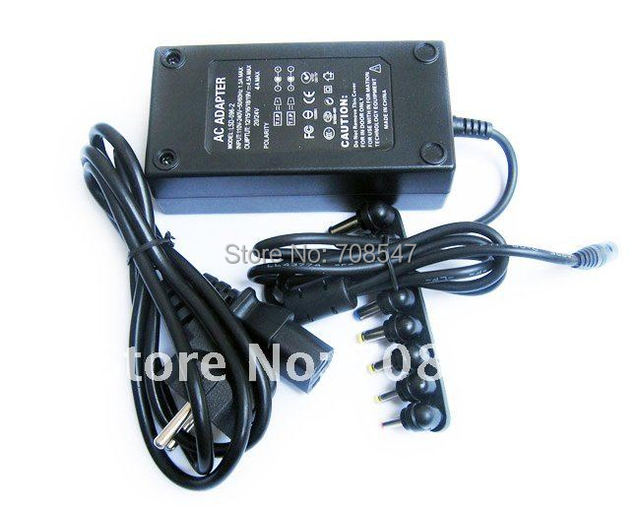 New Hot Sale Universal 96W Laptop Notebook AC Charger Power Adapter freeshipping 10pcs/lot