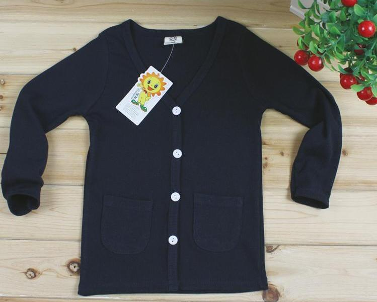 manufacturers selling candy cardigan top five children size - ZHAO AND LIN'S STORE store