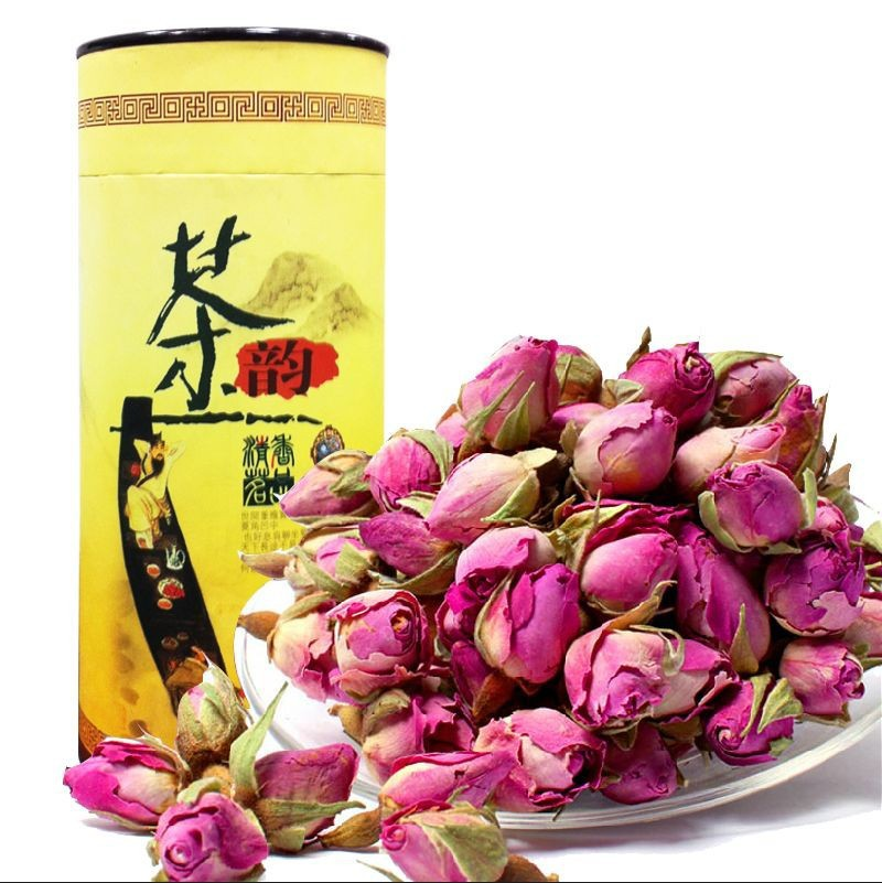 Rose tea herbal tea tea beauty premium sulfur free direct 500g single flower<br><br>Aliexpress
