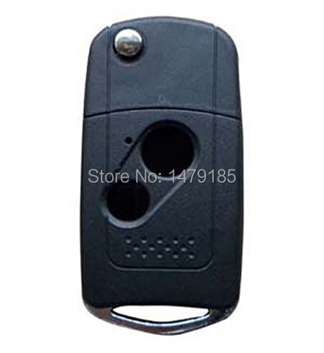 Keyless Flip Folding Remote 2 BUTTONS KEY FOB CASE Shell Honda CR-V Fit Pilot Accord Civic Replacement - Brothers Union rs store