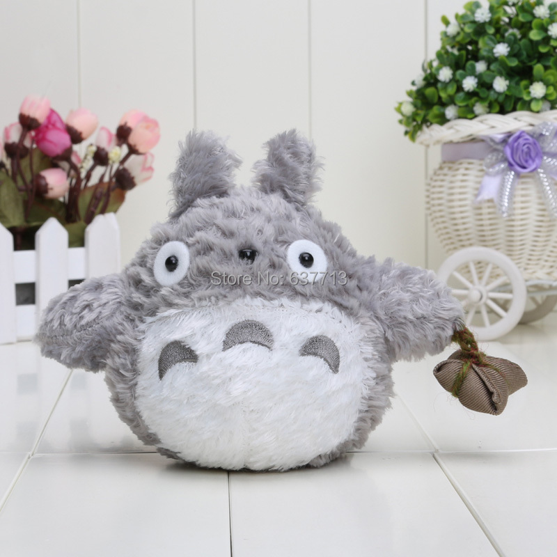 13 cm Lovely chinchilla Plush My Neighbor TOTORO plush toys(China (Mainland))
