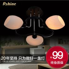 Brief ceiling light study light lighting bedroom lamps caplights modern lighting(China (Mainland))