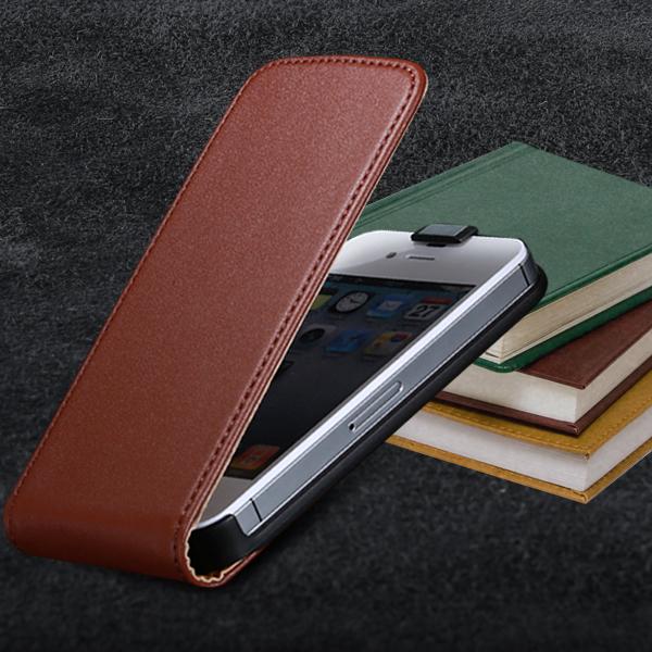 Case iPhone 4/4S Leather Flip różne kolory