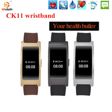 Buy CK11 Smart Band Blood Pressure Heart Rate Monitor sport smart Bracelet android Fitness bracelet Tracker Pedometer Wristband for $26.99 in AliExpress store
