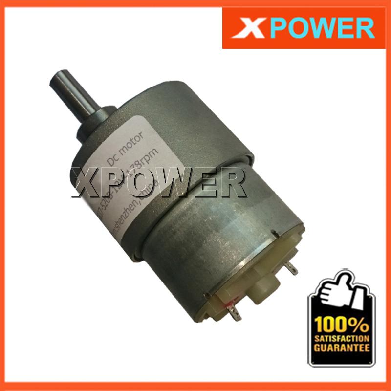 Wholesale Jgb37 520b 6 1280 Rpm 12v 24v Electric Reversed Motor 6 12v Dc Motor High Torque Dc