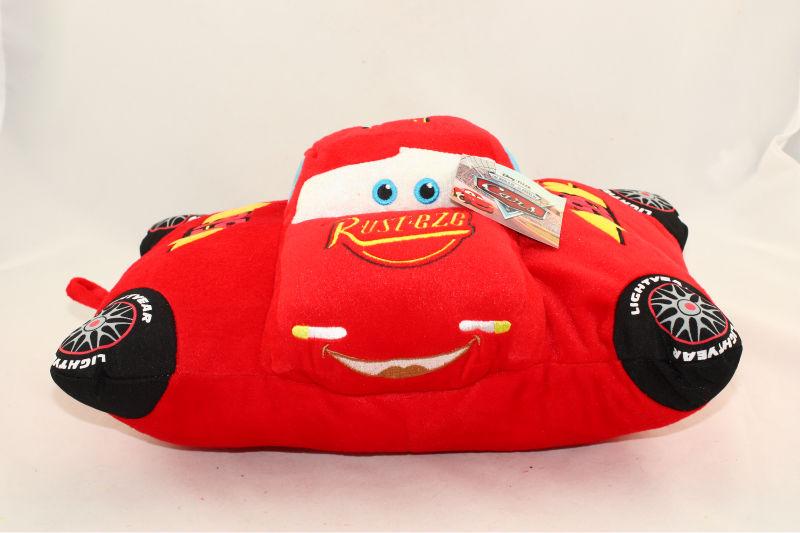 3pcs/lot 40cm Creative plush toy car model car cartoon dolls pillow doll birthday gift(China (Mainland))