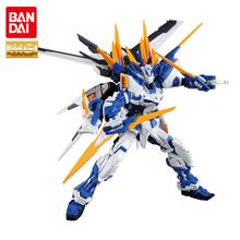 Anime Bandai MG 1/100 Mobile Suit Gundam Astray blue frame D boys toys model assembled Robot action figure gunpla juguetes
