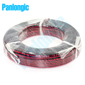 5 Meters UL1007 Electronic Wire 24awg 1.4mm PVC Electronic Wire Electronic Cable UL Certification #24