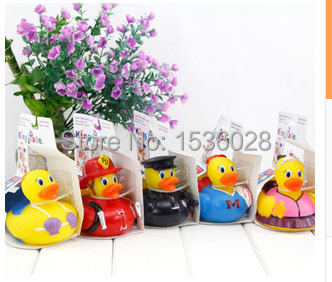 2015 new baby baby bath toys to avoid scalding water temperature measured swimming baby bath toy 0-36 months(China (Mainland))