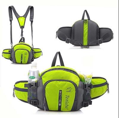 free shipping 6 color man mountain sports waist pocket woman climbing &amp;Bicycle&amp;Running movement pockets waterproof sac mk<br><br>Aliexpress