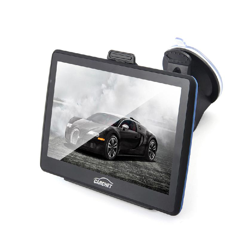 CARCHET Portable 7 inch Touch Screen Car GPS Navigation FM HD 8GB Australia Map