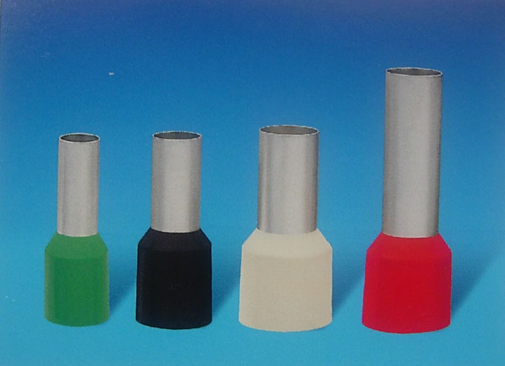 WENZHOU insulated cord end terminals(China (Mainland))