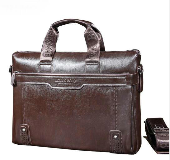 Фотография New Arrival Fashion Black Briefcase Men