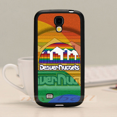denver nuggets luxury hard skin mobile phone cases cover housing for samsung s3 s4 s5 note 2 note 3 note 4 cases free gifts(China (Mainland))