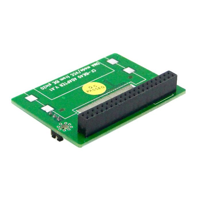 """CF Compact Flash Merory Card to Vertical 3.5"""" 40 Pin IDE Hard Disk Drive HDD SSD Adapter(China (Mainland))"""