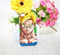 Dragon Ball Z Son Goku White Hard phone Case Cover for iPhone 4 4s 5 5s