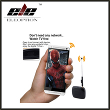 Newest DVB-T ISDB-T digital TV Watch Receiver For Iphone iPad iOS Android Phone Pad DVB-T ISDB-T Satellite TV Receiver