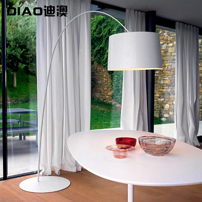 Modern fashion creative personality living room floor lamp for Living lighting floor lamps