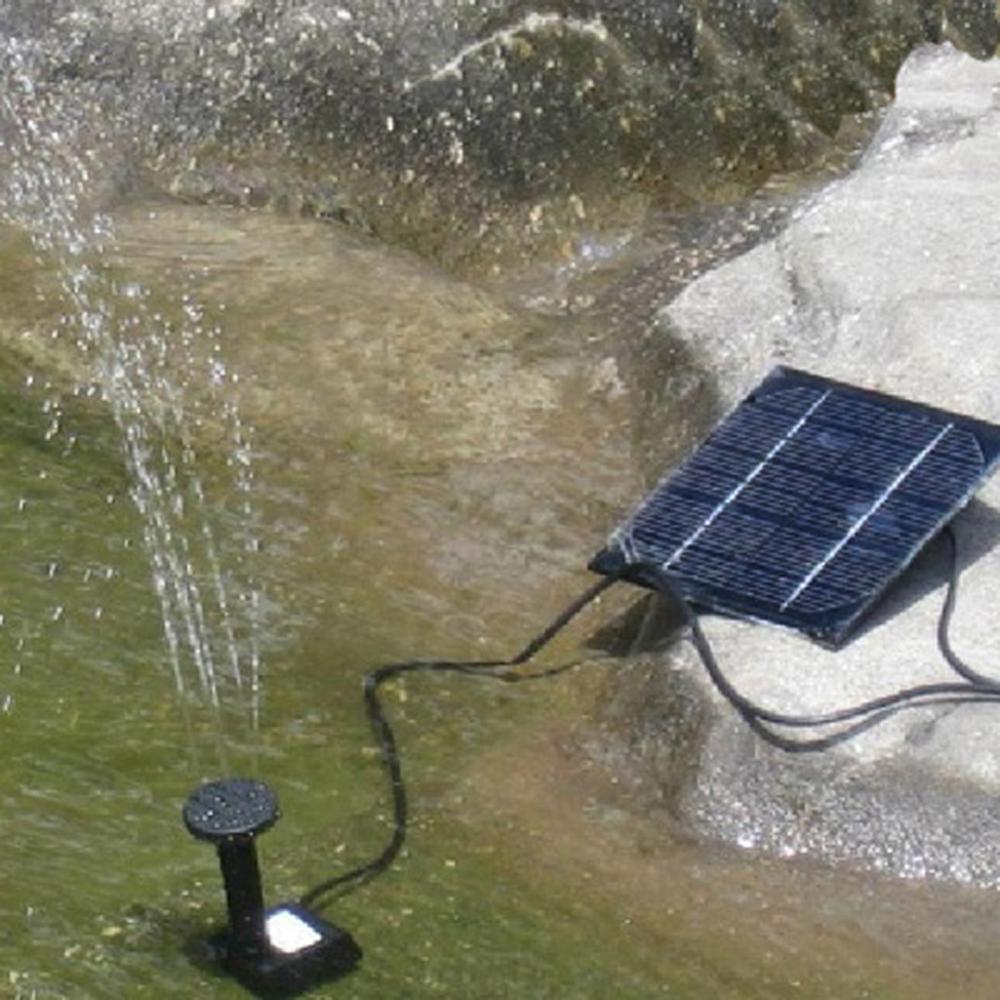 Водяную помпу для фонтана своими руками