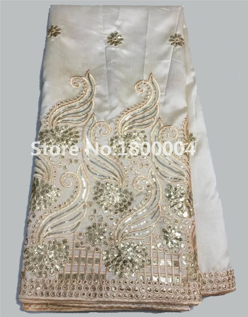 high quality african george lace fabric/african raw silk george lace/george african fabric for woman dress A10-22108(China (Mainland))