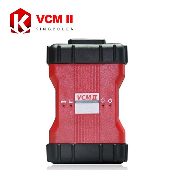 2017 High Quality VCM2 V98 Diagnostic Scanner For FD/mazda VCM II IDS Support Mazda Vehicles IDS VCM 2 OBD2 Scanner By DHL
