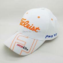 Gros 2015 de bonne qualité marque nouvelle casquette de Golf casquette de baseball chapeau snapback équipée chapeaux pour hommes et femmes(China (Mainland))