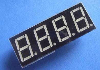 "10PCS 3461AG 4 Digit 0.36"" GREEN 7 SEGMENT LED DISPLAY COMMON CATHODE(China (Mainland))"