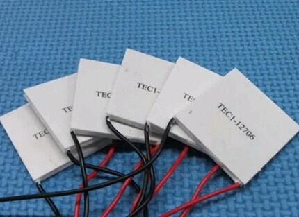 100% New the cheapest price 1pcs TEC1 12706 12v 6A TEC Thermoelectric Cooler Peltier (TEC1-12706)(China (Mainland))