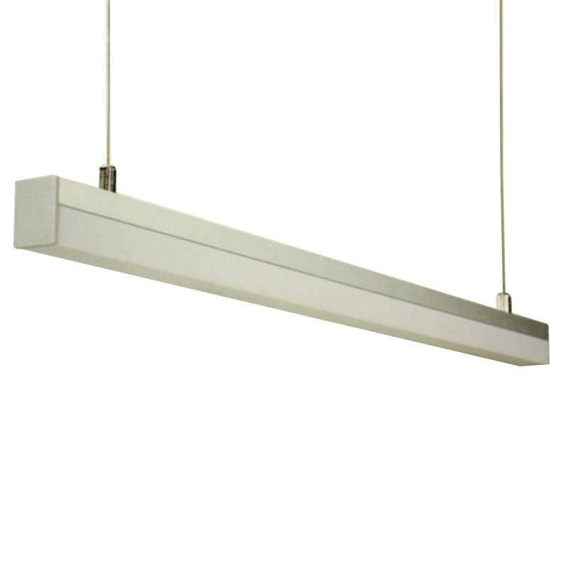 18W 1m 144 LED Aluminium profile 220V 110V 12V Led tube hard strip rigid bar led linear light Pendant 2835 smd kitchen cabinet(China (Mainland))