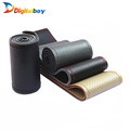 Digitalboy New Car Braid Leather Steering Wheel Cover Soft Steering protector Cover 38CM Universal Size Car