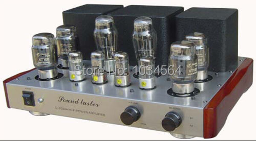 (Hot sale high-quality)XiangSheng 6J4P(6J8P)+6N8P+5Z3P+KT100(KT88) Parallel class A Tube amp Amplifier(100% brand new)<br><br>Aliexpress