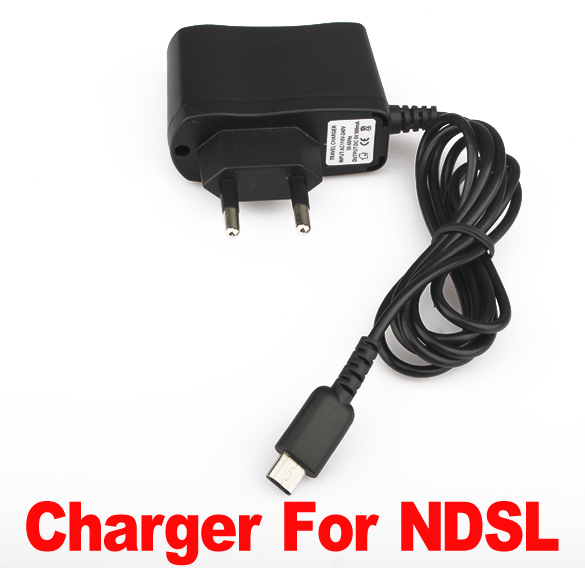 2016 New Arrival EU AC Travel Charger Adapter for Nintendo DS N DSL I(China (Mainland))
