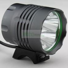 5000 Lumens 4T6 phares 4 x CREE XML T6 LED Bike Light & vélos LED phare phare, 6400 mah Rechargeable battery Pack(China (Mainland))