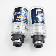 Buy Car Super Headlamp 12V 35W D2 HID Bulb Xenon Single Beam Replacement Bulb Car Fast Bright Headlight 6000K D2S D2C for $19.69 in AliExpress store