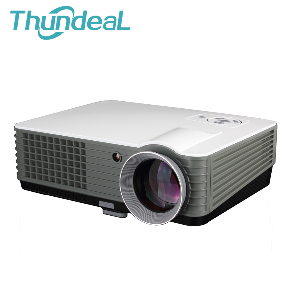 Cheapest 2000Lumen Smart LED Projector WIFI&Android Full HD Games Home Beamer projektor Cinema Theater Video Projectors TV(China (Mainland))