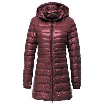 Фотография New Winter Jacket Woman