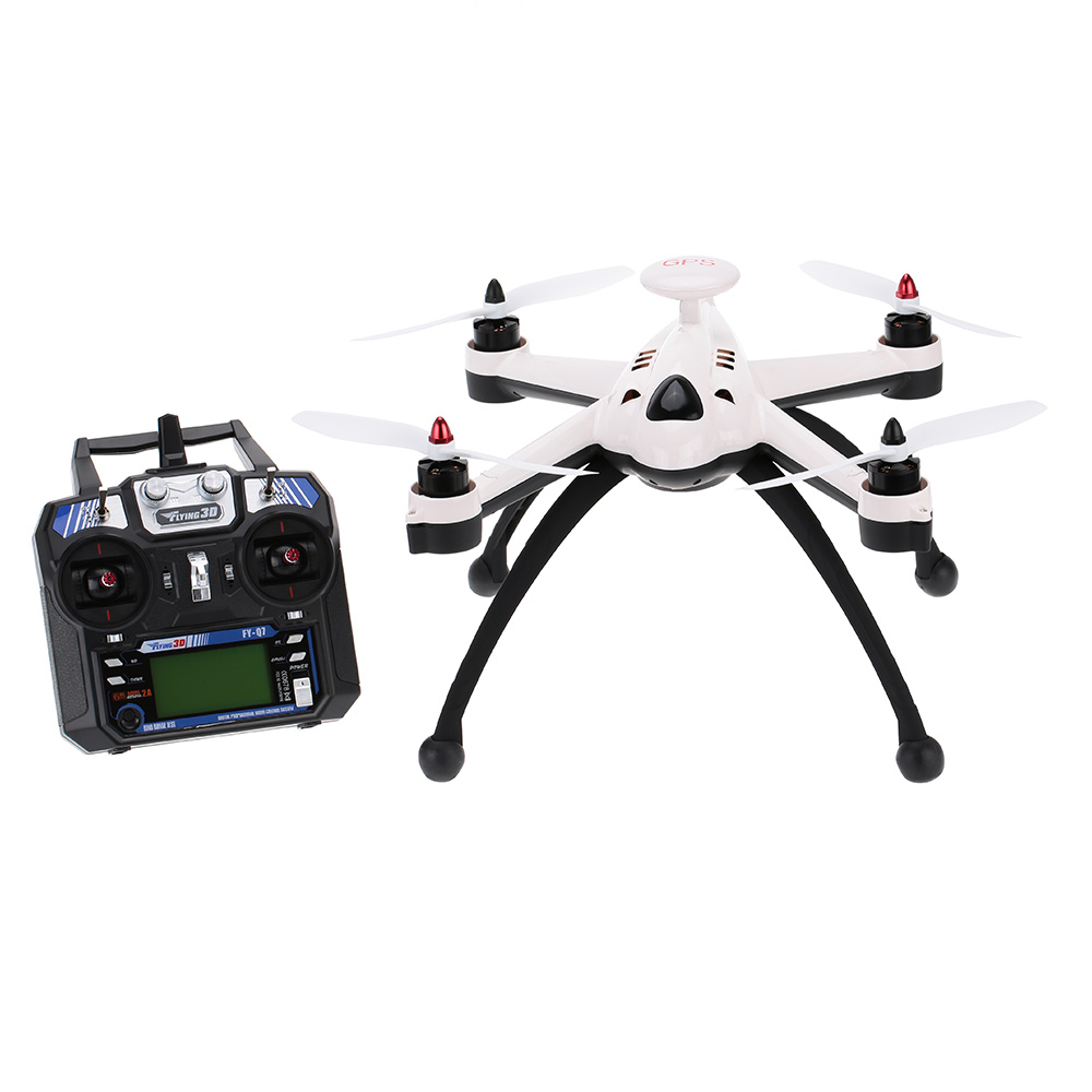 Original Flying 3D X8 6-Axis 2.4G RC Quadcopter RTF RC Drones AOC/GPS Hold/One Key Home/Failsafe Landing Quadrocopter<br><br>Aliexpress