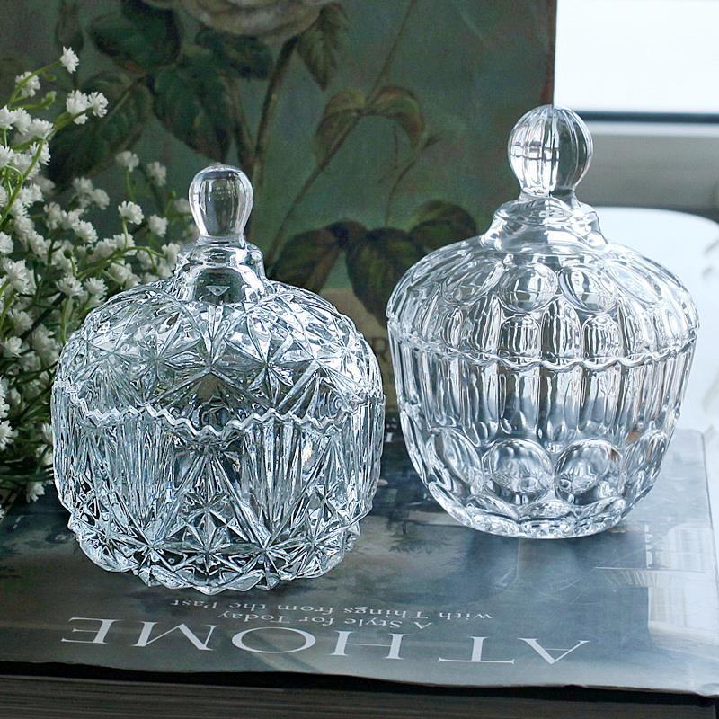 2016 Hot Sale Sale Cover Spice Potes De Cozinha French Glass Storage ...
