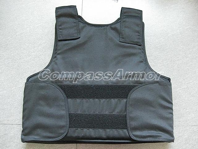Large Size Concealable bulletproof vest with NIJ IIIA level with free shipping cost(China (Mainland))