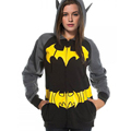The New Stamp Loose Halloweed Hoodie Zipper Zip up Fashion Autumn Cotton Licorne Women S Clothes