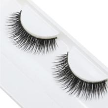 Adroit Natural Beauty  Dense A Pair False Eyelashes  makeup accessories DEC2(China (Mainland))