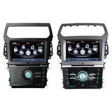 Auto Stereo GPS Navigation for Ford Explorer 2013+ Car Radio Satnav DVD Player Multimedia Sat Nav Autoradio Head Unit Bluetooth