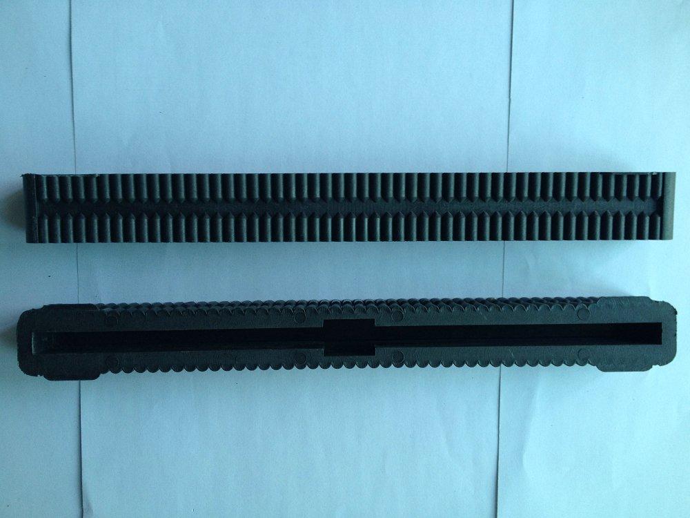 Wholesale center fin box plastic fin plug 10' center fin boxes(China (Mainland))