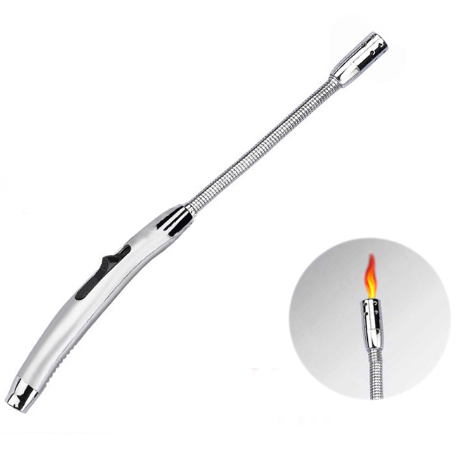 Flexible Long Gas Lighters - BBQ Fireplace Grill Camping Extension Fire Starters, Cooking Tools(China (Mainland))