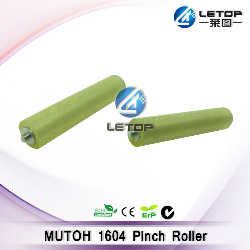 Hot Sales!! Eco solvent printer mutoh rubber pinch roller for mutoh vj1604 printer(China (Mainland))