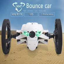 Buy Mini Bounce Car SJ80 RC Cars 4CH 1:18 2.4GHz Jumping Sumo RC Car Flexible Wheels Remote Control Robot Car for $23.61 in AliExpress store