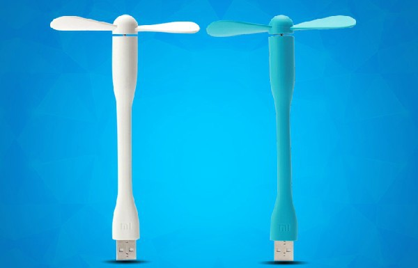 store product  Original Xiaomi USB Fan Super Mute Small Fans Portable Flexible Mini For Power