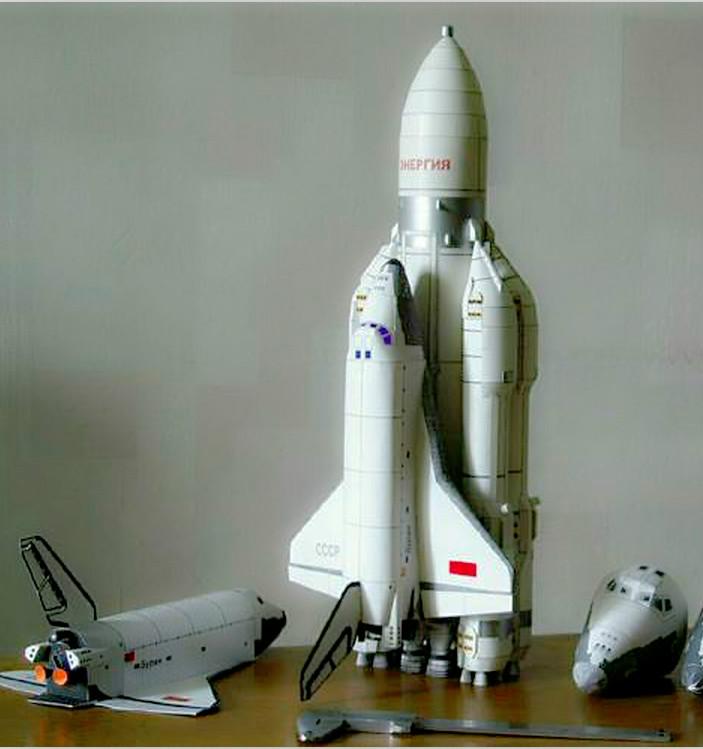 Ракета своими руками модели