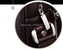 men Messenger Bags shoulder bags man s bag big promotion genuine Kangaroo leather shoulder bag casual