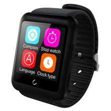 Excelvan U11 смарт-чехол часы GSM телефон часы смартфон помощник шагомер Smartwatch сна трекер Reloj Inteligente для android-ios